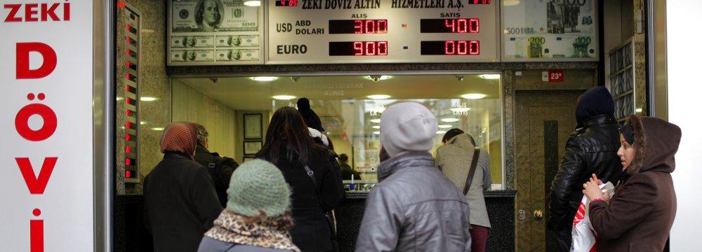 Turkey Raises Rates Sharply to Prop Up Lira