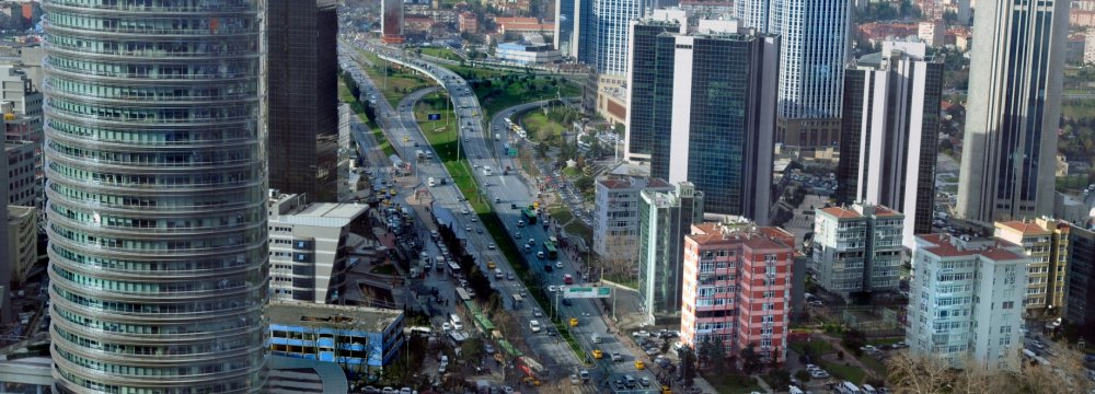 The Turkish statistical office has revised its calculations, making the latest growth figures appear more favorable.  Still, investment remained weak last year and exports declined.
