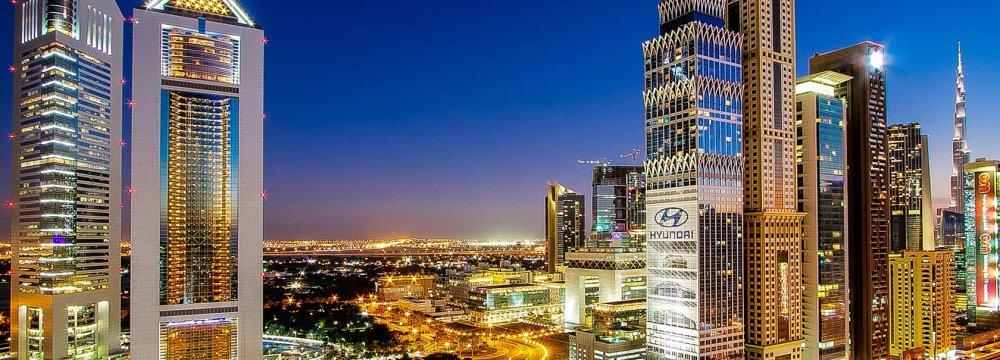 UAE Growth  to Slow