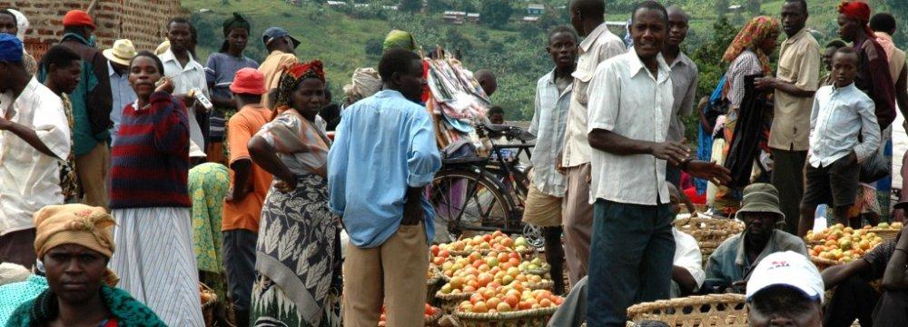Uganda Inflation Hits 6.8 Percent