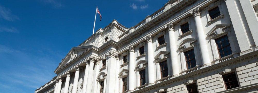 The UK Treasury