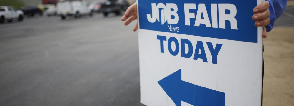 The US is reportedly at full employment.