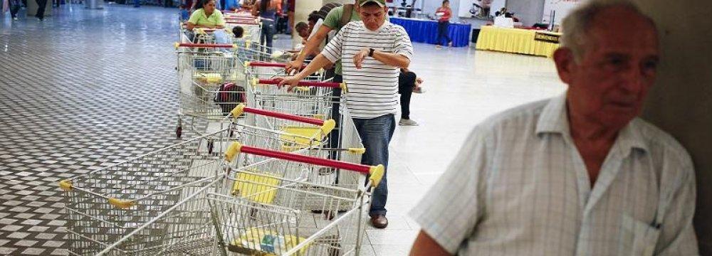Venezuela Inflation May Rise Beyond 2,300%