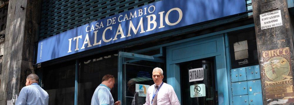 Venezuela Bad Debts Pile Up