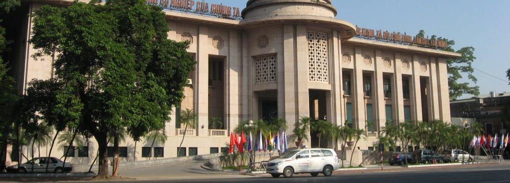 Vietnam CB to Cut Rates