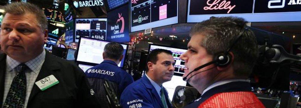 World Stocks Heading for Best Week