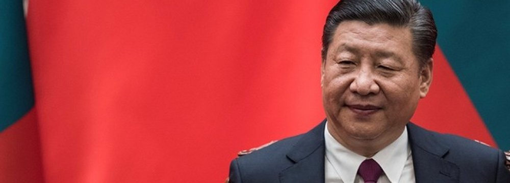 Xi Calls for Credit Expansion