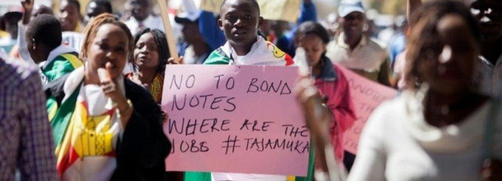 Zimbabwe Hyperinflation Triggers Panic-Buying