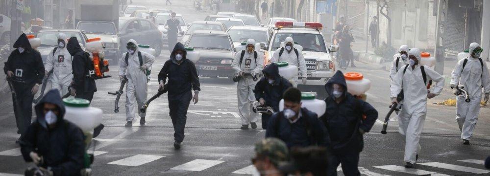 Tehran Seeks UN Measure as COVID-19 Death Toll Tops 500