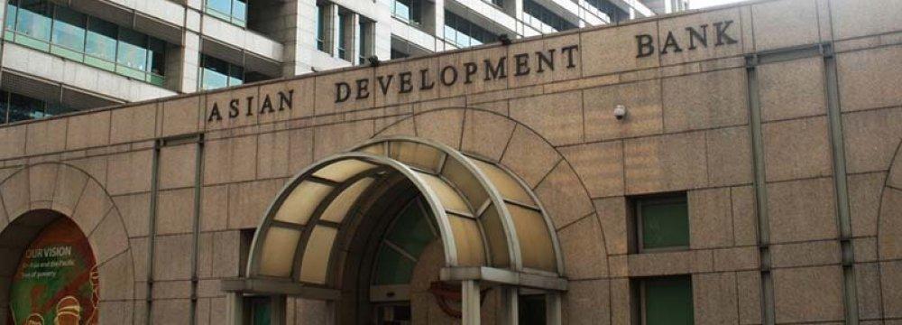 ADB Says India on Track to Grow 7.4%