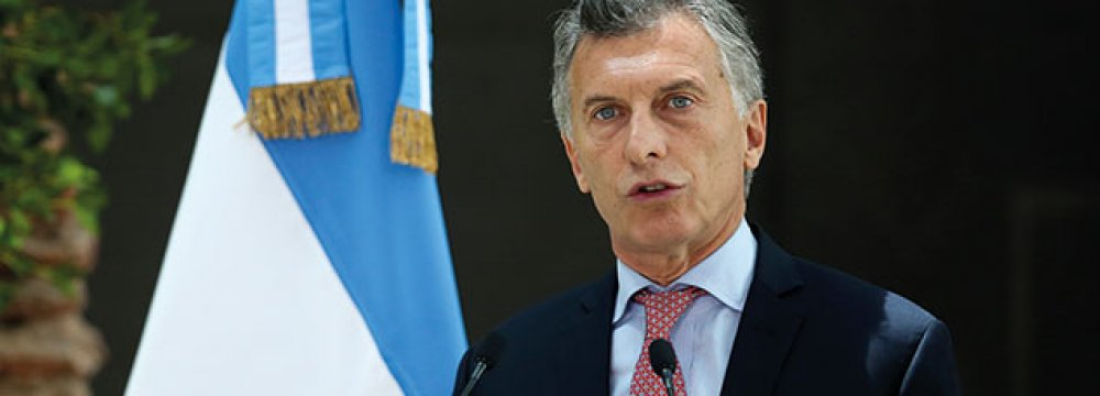 Argentina Economic Flames Won't Spread