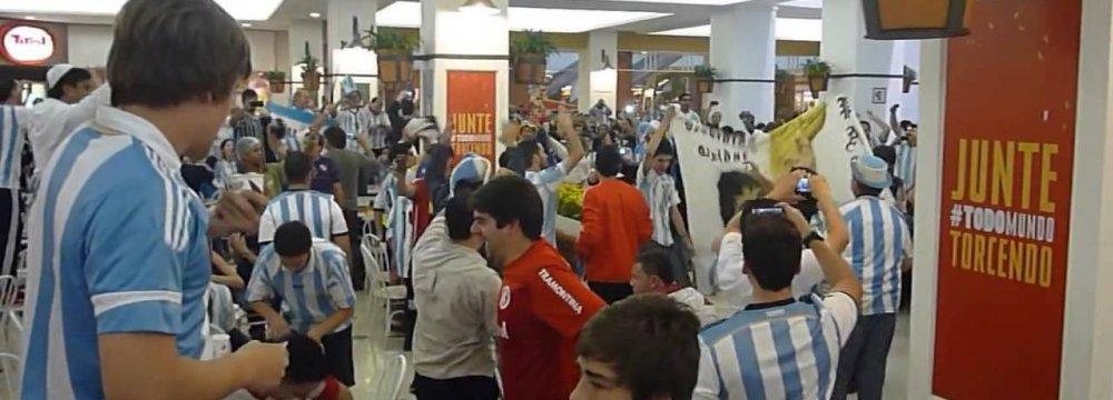 Argentina Economy Expands