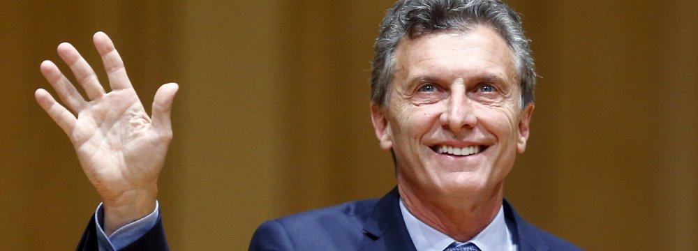 Argentina Seeking IMF Financing to Stabilize Economy