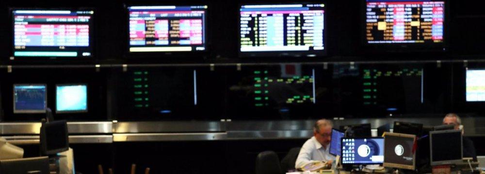 Argentine Stock Market Up 4.15%