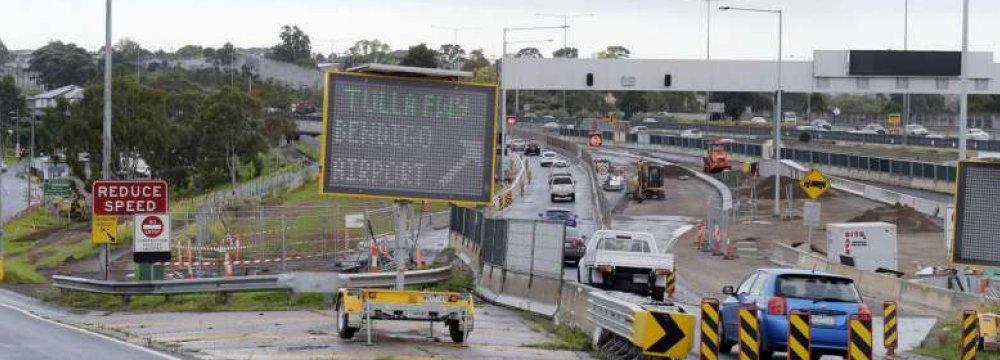 Australia Investing $55b in Transport Infrastructure