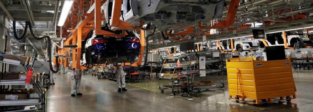 Auto Powers Plotting Response to Trump Tariffs