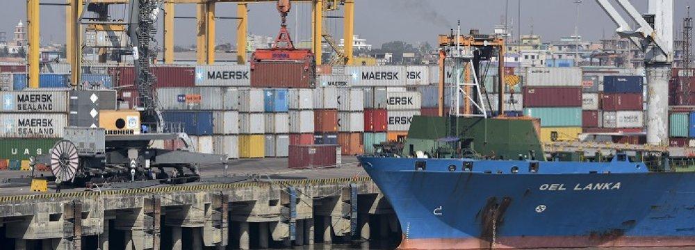 Bangla Trade Deficit Doubles