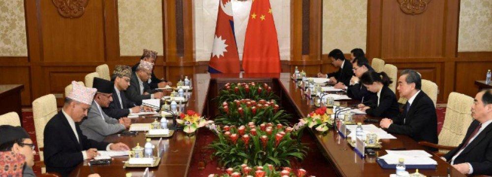 Beijing Moots India-Nepal-China Economic Corridor