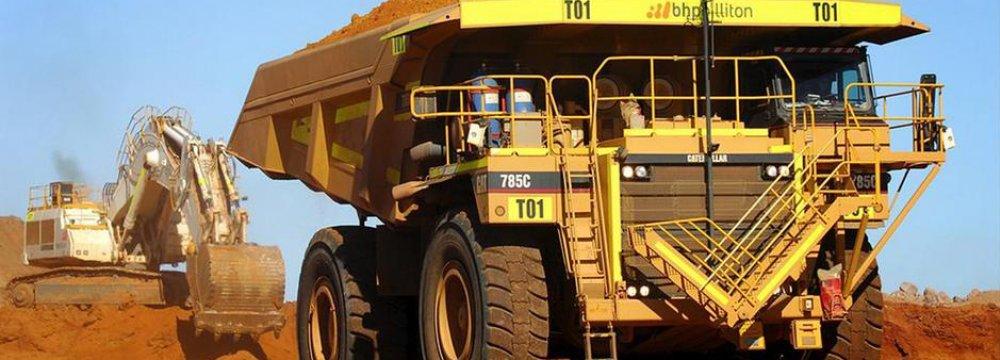 BHP Billiton Returns to Profit