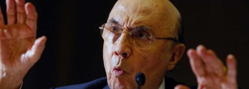 Brazil Raises Deficit Ceiling