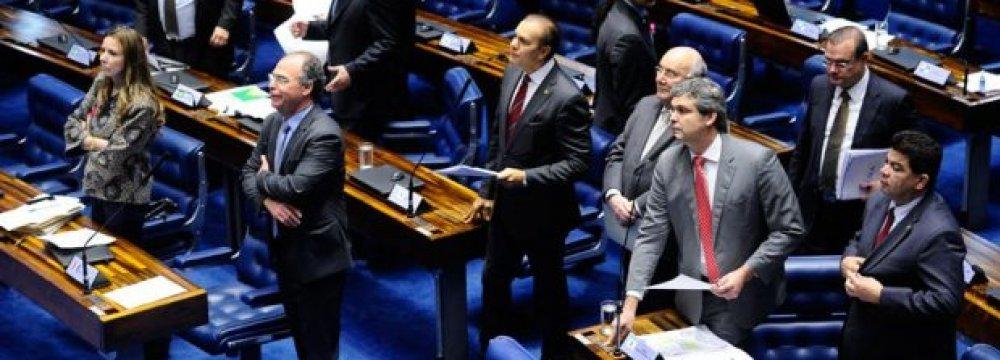 Brazil Must Heed IMF Warning on Massive Public Debt