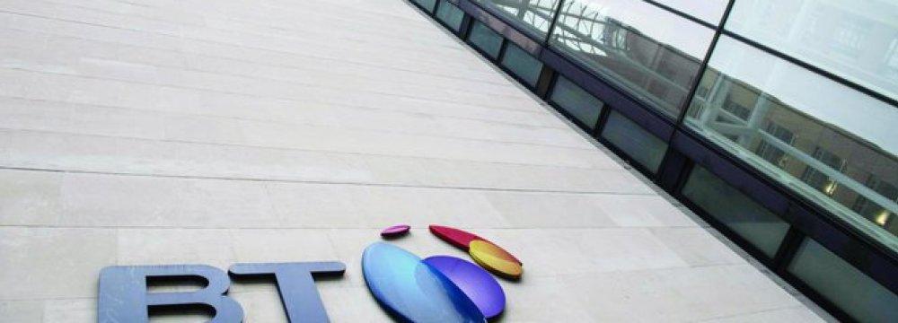 Britain's BT Group to Cut 4,000 Jobs