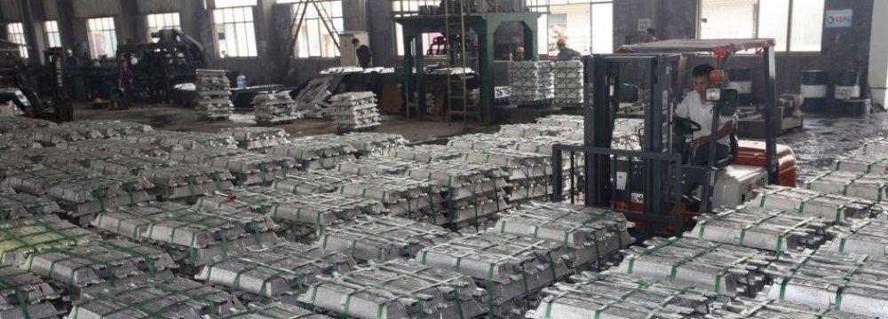 China Overproduction Threatening US Aluminum Firms