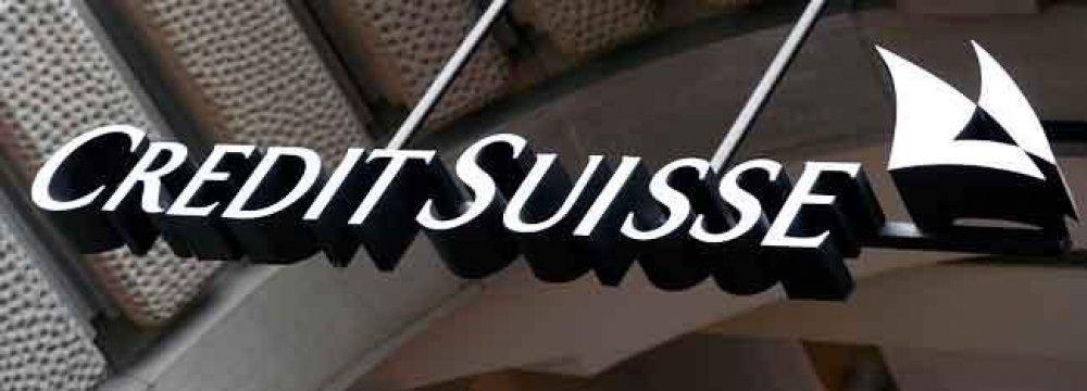 Credit Suisse in Tax Evasion, Money Laundering Probe