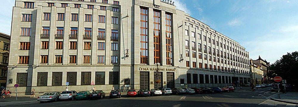 Czech Current A/C Balance in Deficit