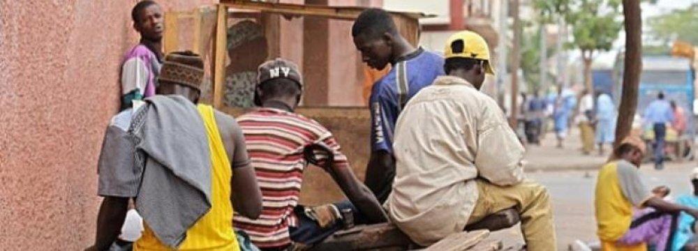 Despite Growth, Ghana Jobless Rate Rising
