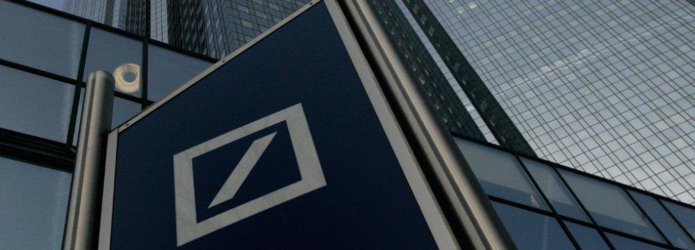 Deutsche Bank Incurs Massive Loss for 2016