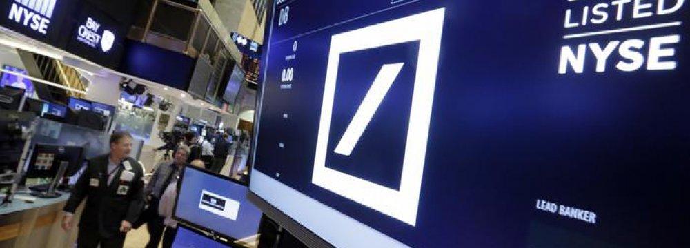 Deutsche Shows Surprise Profit