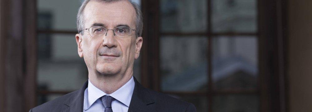 ECB Sees Eurozone Slowdown Temporary
