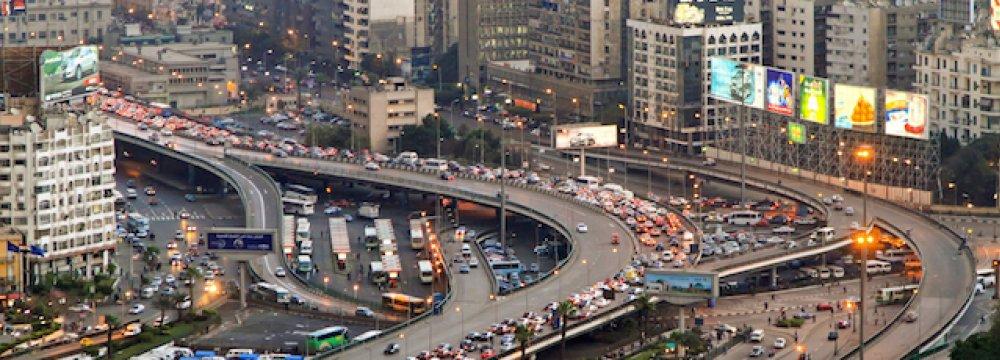 Egypt's Growth Forecast Raised