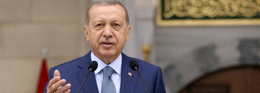 Erdogan Vows to Get Rid of USD in Trade