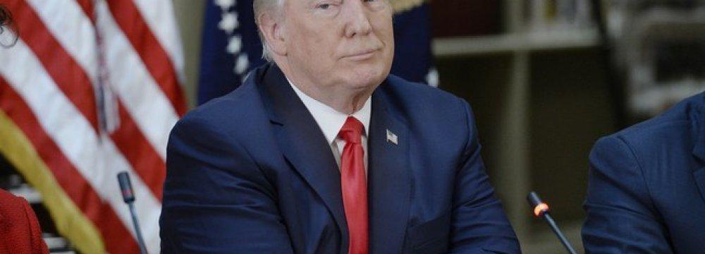 EU Criticizes Trump's 'Risky' Economic Policy
