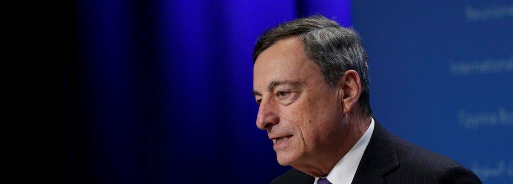 Euroland Progress Linked to Global Growth, Open Trade