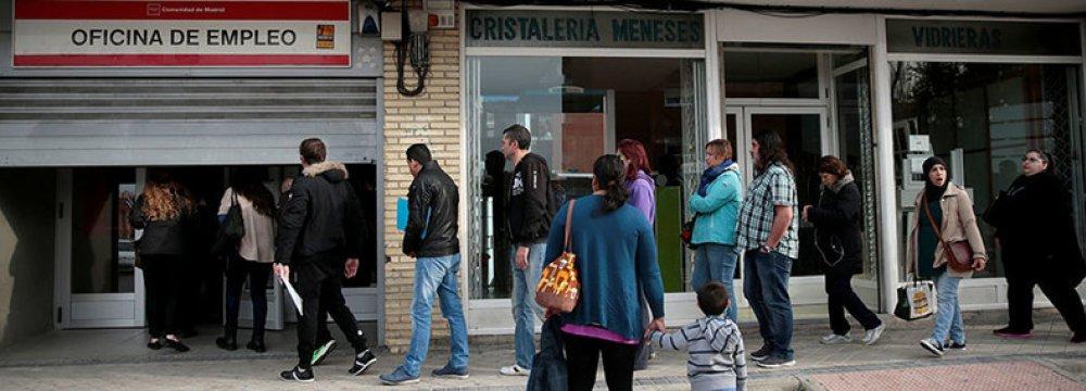 Eurozone Still Sensitive to Finance, Economy Shocks