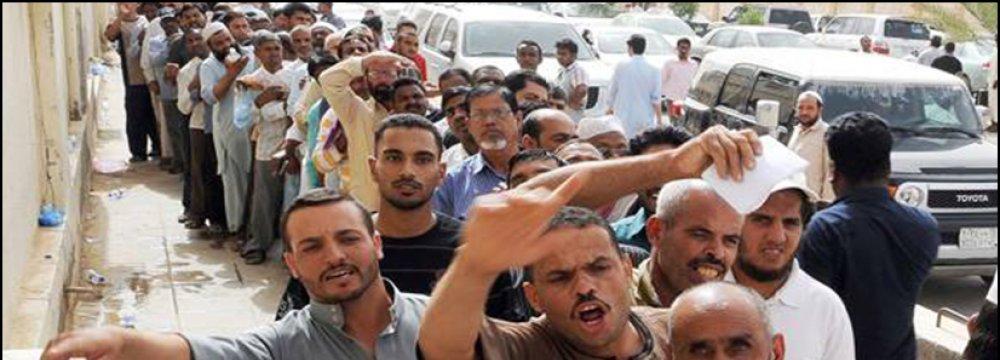 Expats Leaving Saudi Arabia in Droves