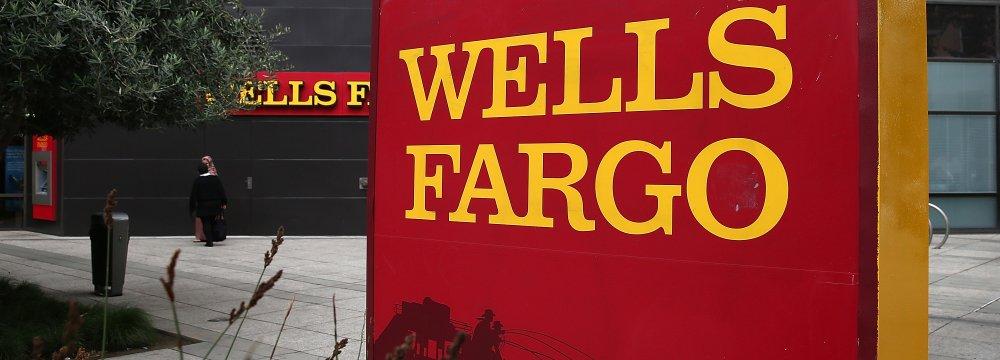 Struggling Wells Fargo Says Hiking Entry-Level Salaries