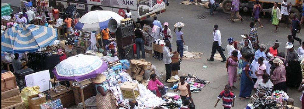 Ghana's Economy  to Grow 7%