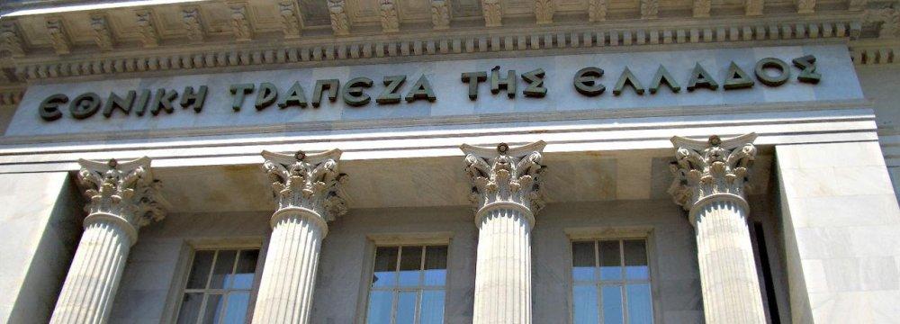 Greek Banks' NPLs Falling