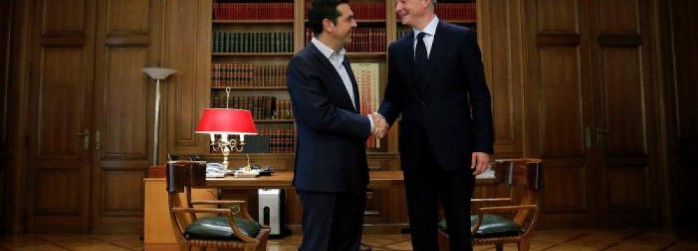 Greek Debt Deal Not Far