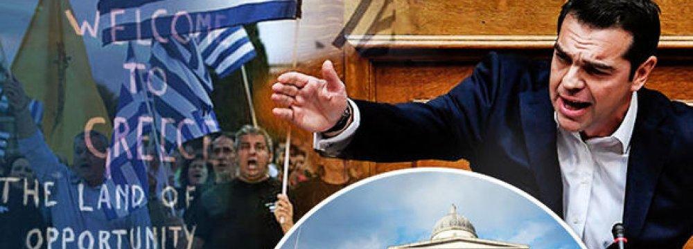 Greek Crisis Nears End