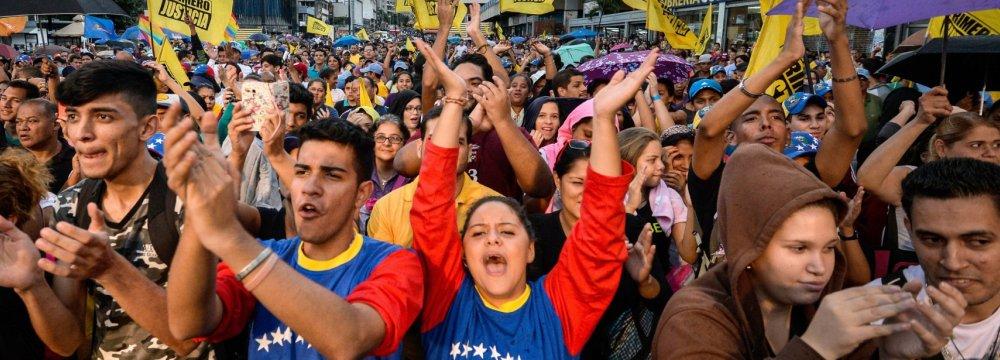 Harsher Sanctions Will Worsen Venezuela Crisis
