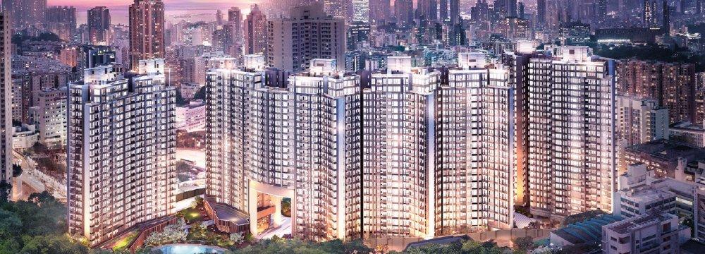 Hong Kong Property Prices Keep Climbing