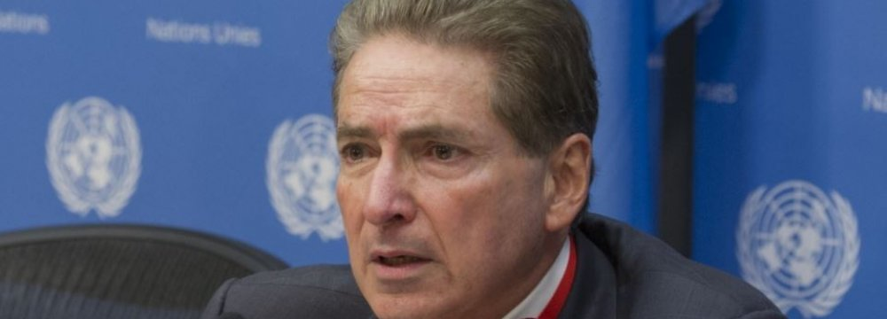 UN Expert Says: IMF, WB Looking More Like Failed Institutions