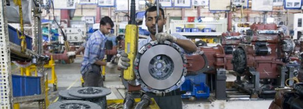 India Factory Output Slows