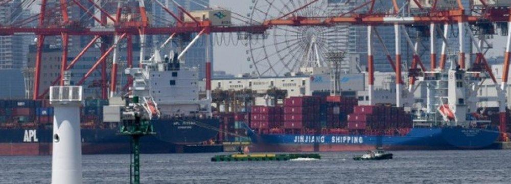 Japan Trade Balance Returns to Surplus