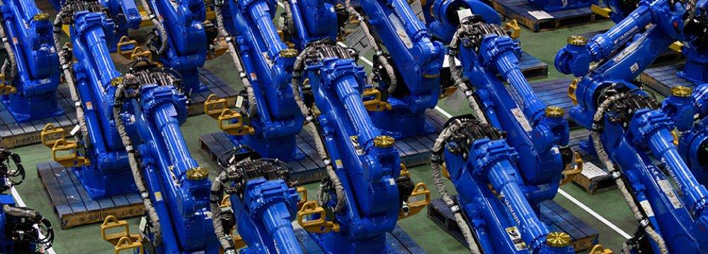 Japan Robot Exports Climb, But Rising Inventories Pose Risk